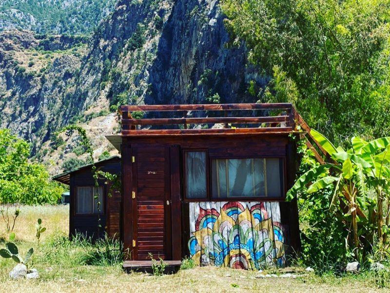 kelebekler vadisi konaklama bungalov ve çadır (13)